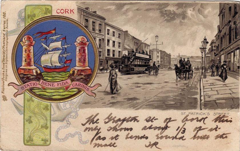 Cork pu 1902 TUCK