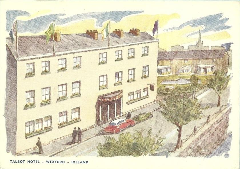 talbot-hotel-wexford-front